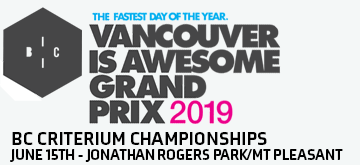 Vancouver Is Awesome Grandprix Bike Race